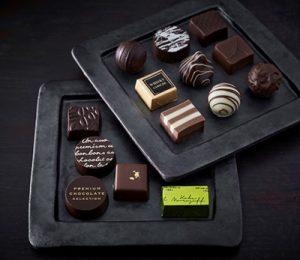 プレミアムチョコレートセレクション|モロゾフのチョコの種類