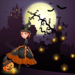 ハロウィンは魔女のコスプレが人気!ハロウィンの仮装で使う魔女の衣装を紹介