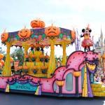 ハロウィン2015のディズニーランドのパレードを紹介!ディズニーランドのハロウィンパレードをおさらい!