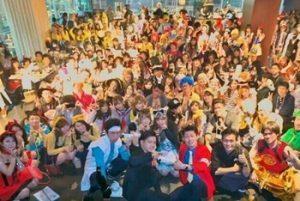 夜遊びハロウィンパーティー2017|福岡