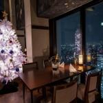 クリスマス2017は渋谷でディナー!夜景や個室が楽しめる渋谷のクリスマスディナーとレストラン