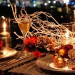 福岡のクリスマスはホテルディナーが人気!福岡で夜景とクリスマスディナーが楽しめるホテル