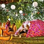 おしゃれなテントが使える夏フェスや野外フェス!おしゃれなテントのメーカーを紹介