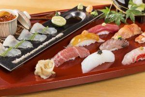 日本料理ひのきざかの食事内容