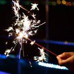 手持ち花火の種類と名前|おすすめの手持ち花火も紹介!