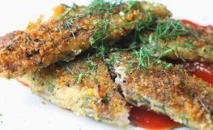 香草焼き|秋刀魚とワインのマリアージュ