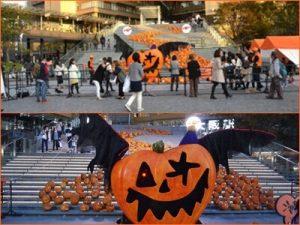 グランフロント(梅田)|大阪のハロウィンスポット