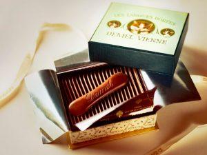 高級チョコ・デメルのチョコレート