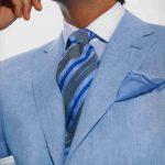 ネクタイのおしゃれな結び方はどれ?ニットタイやシルクネクタイのおしゃれな結び方