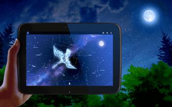星座観測アプリ