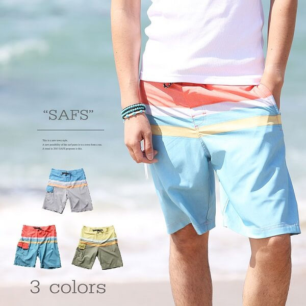 men's surf pants