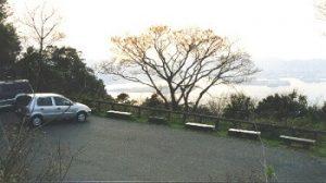 風師山の展望広場