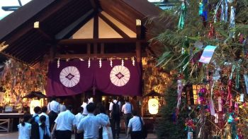 東京大明神 七夕祭り