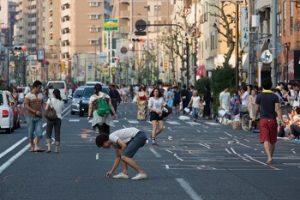 隅田川花火が見えるスポット|水戸街道