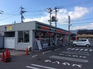 サンクス広島宮島口店の駐車場|宮島水中花火大会の穴場スポット