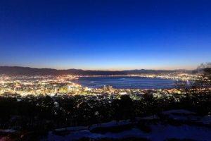 長野県立石公園