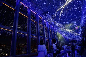 東京タワー 七夕イベント