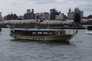 隅田川花火大会の屋形船|船宿田中屋