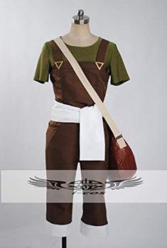 ウソップ 初期の衣装