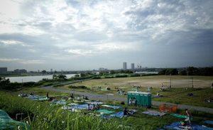 江戸川区花火大会の穴場スポット|行徳会場