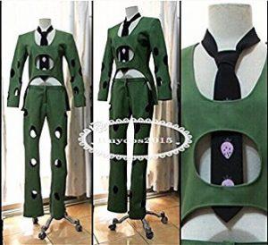 パンナコッタ・フーゴの衣装|ジョジョの奇妙な冒険・第5部