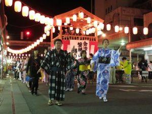 会津磐梯山踊り|会津まつりのイベント