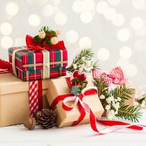 クリスマスに贈るギフト