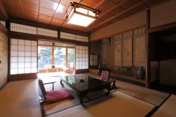 八千代 客室の一例