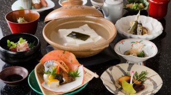 八千代 湯豆腐 御膳