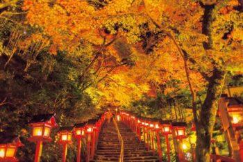 貴船神社 ライトアップ