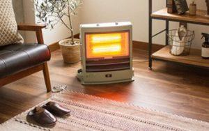 冬の暖房アイテム