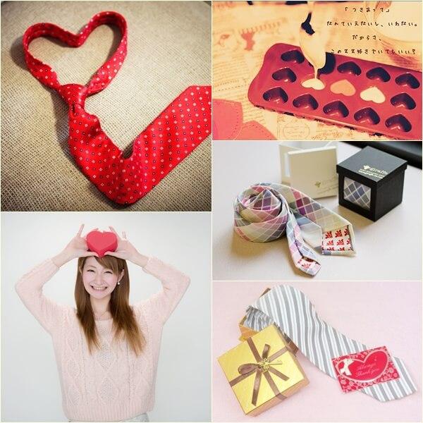 バレンタインに男性に人気のブランドのネクタイ特集