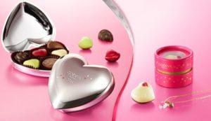 バレンタイン限定ゴディバのチョコ