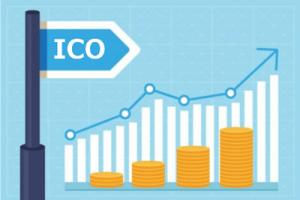 仮想通貨のICOイメージ