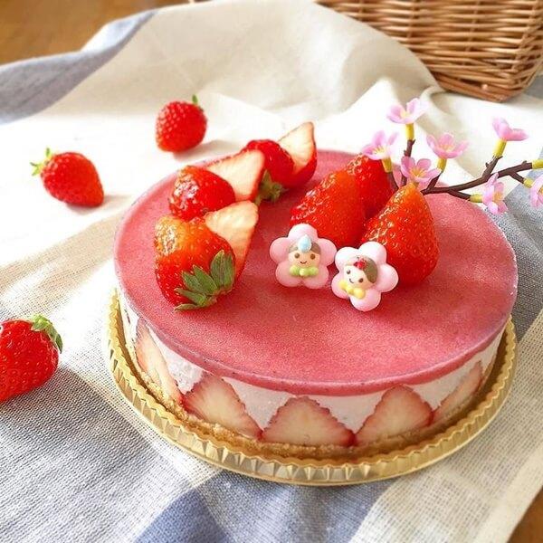 ひな祭りのお取り寄せのケーキ特集