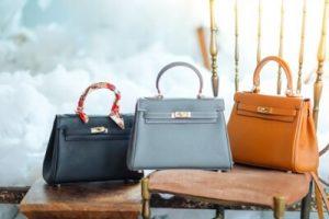 女性のブランドのハンドバッグ