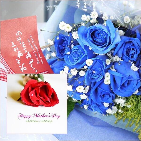 母の日の花にバラのプレゼント8選|通販で人気のバラ・色別の花言葉を紹介!