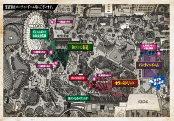 地獄の御朱印帳MAP