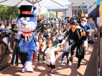 アンパンマンミュージアム名古屋 パレード