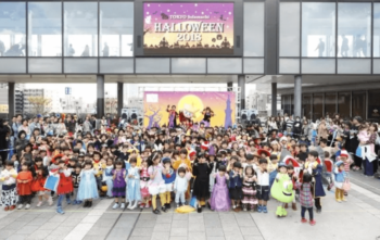 東京ソラマチ ハロウィンパレード