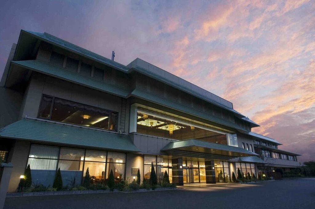 アゴーラ 福岡山の上ホテル&スパ 外観