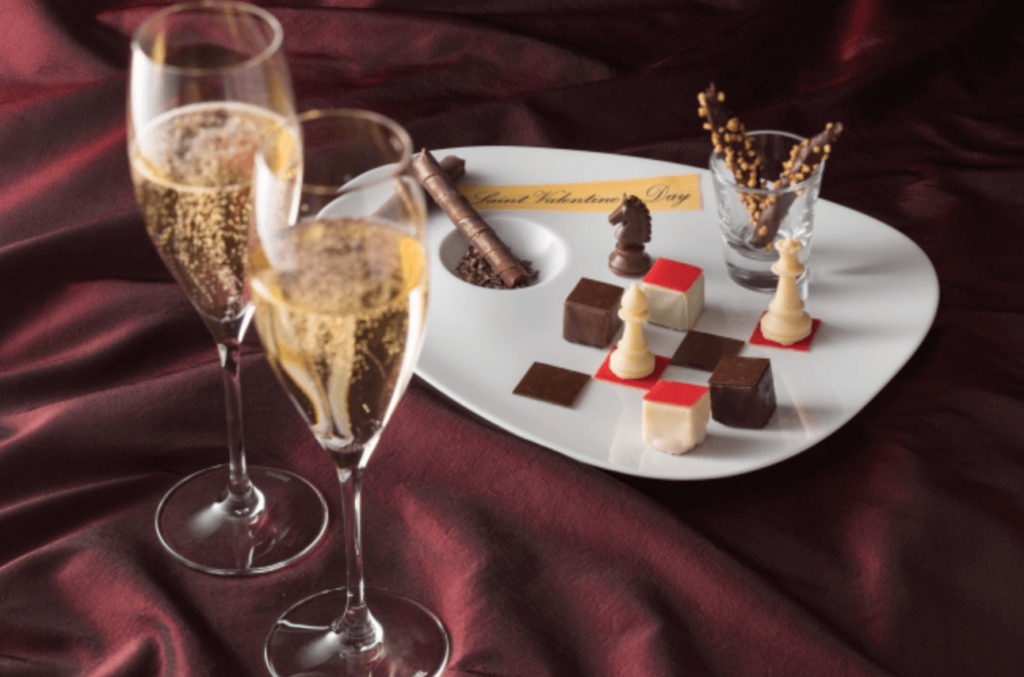 バレンタインにシャンパンのプレゼント9選|チョコとの相性が良い!
