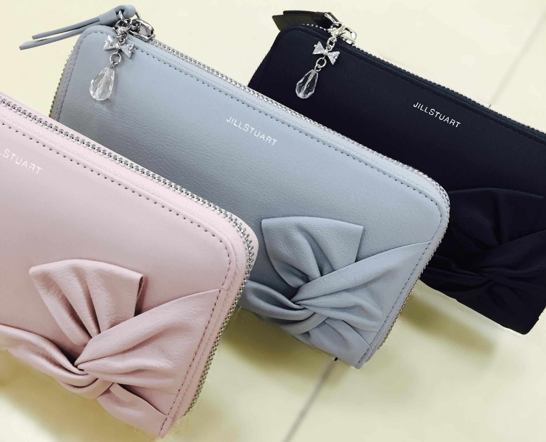 ジルスチュアートの財布