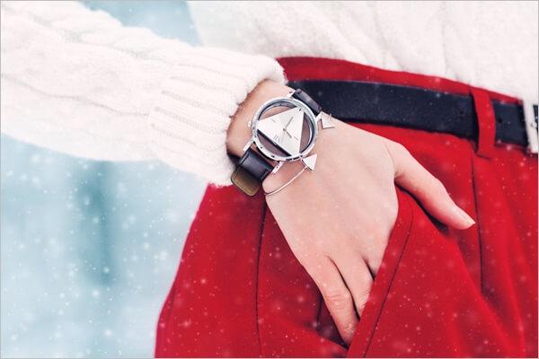ホワイトデーに腕時計のお返し