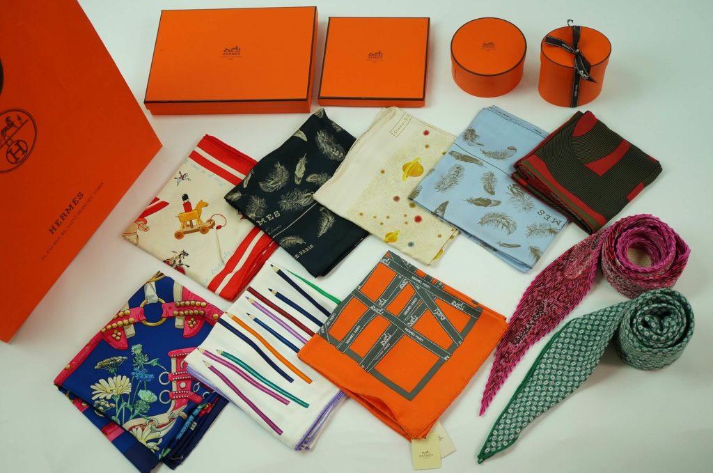 母の日にエルメスのプレゼント2020|スカーフ・ストール・ハンカチが人気!