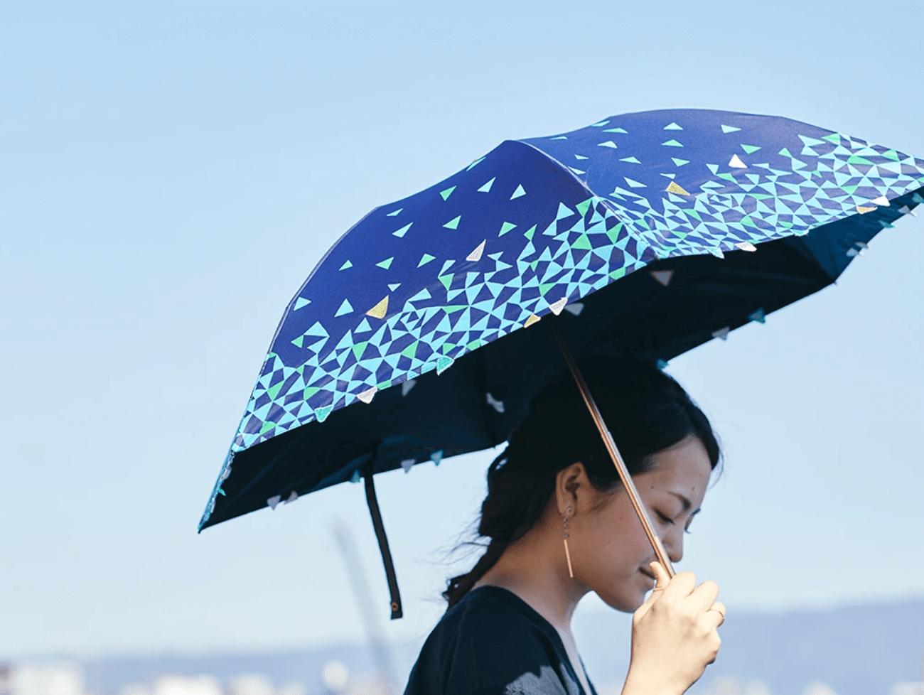 日傘をさす女性②