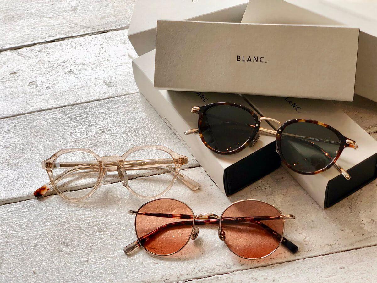 ブランのサングラス