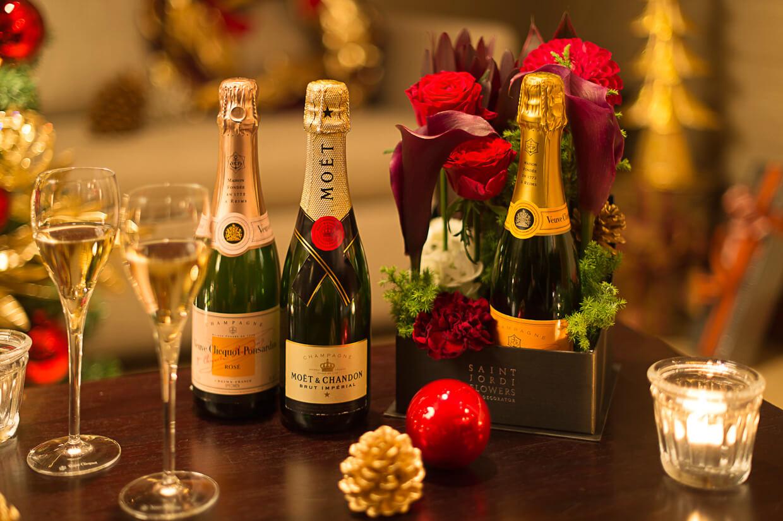 クリスマスにおすすめのワイン