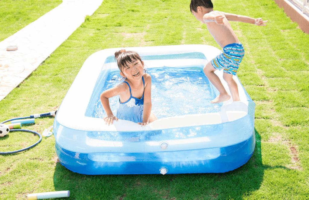 家庭用のビニールプール|選び方・人気のインテックスも紹介!